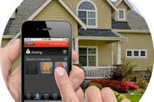 Total control of you home or office via your phone or tablet.